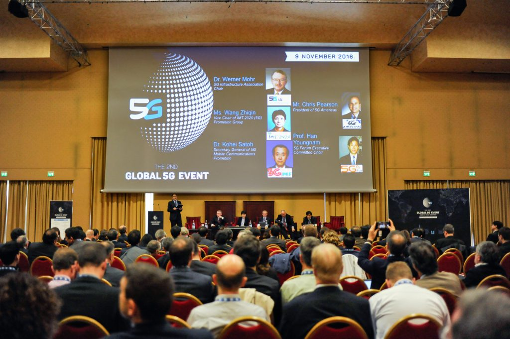 5G | GLOBAL EVENT